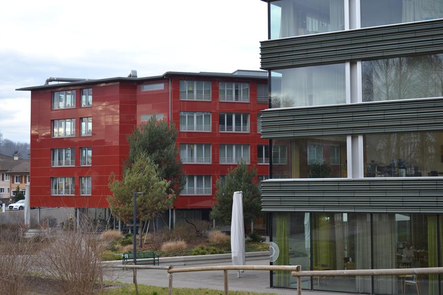 Alters- und Pflegeheim zum Park Muttenz
